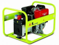 Pramac дизельный генератор E 6000 TYHDI