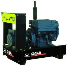 Pramac дизельный генератор GSA 30 DFCB