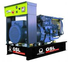 Pramac дизельная электростанция GSL 42 DFCB