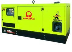 Pramac дизельный генератор GSW 80 DMCS