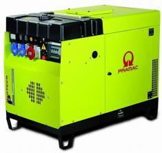 Pramac дизельный генератор P 9000 TREDI