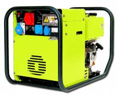 Pramac дизельная электростанция S 6000 TYEDI