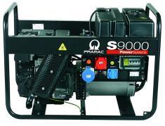 Pramac дизельная электростанция S 9000 TREDI
