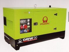 Pramac дизельная электростанция GBW 30 DMCS