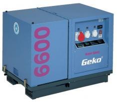 Geko 6600 ED-AA/HHBA SS газ