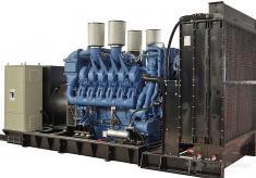 Pramac дизельная электростанция GPW 980M