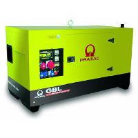 Дизельный генератор GBL 15 TDMCDS